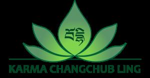 Karma Changchub Ling Logo